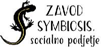The logo of Institute Symbiosis, NGO in Slovenia