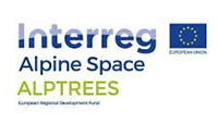 The logo of project ALPTREES