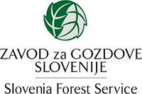 the logo of Zavod za Gozdove